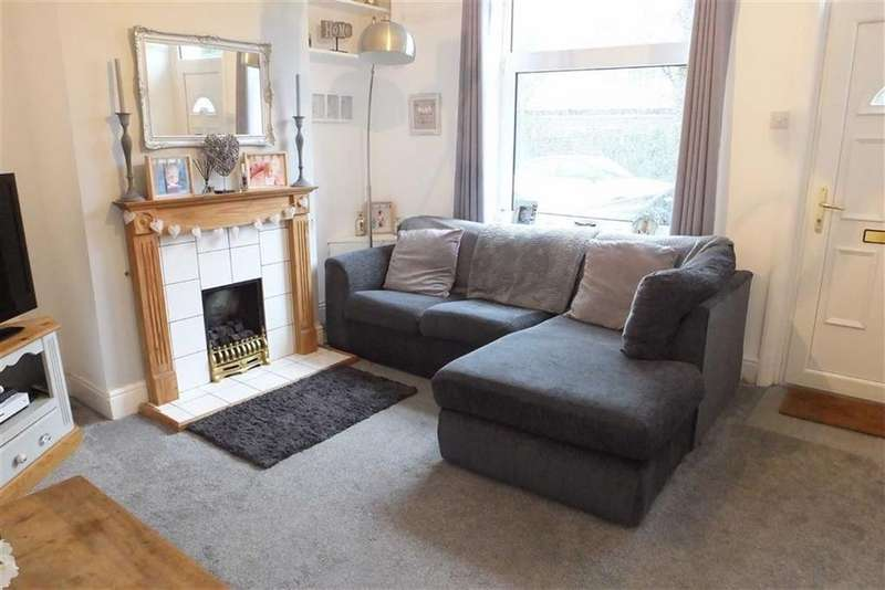 2 Bedrooms Terraced House for sale in Clifton Street, Sough, Lancashire, BB18