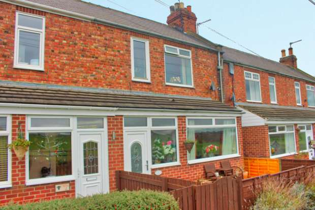 3 Bedrooms Terraced House for sale in Ouston Spring Farm Cottages, Chester Le Street, Durham, DH2 1JL