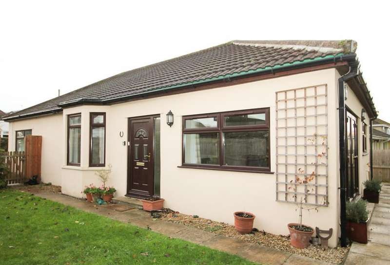 3 Bedrooms Detached Bungalow for sale in Dark Lane, Backwell, Bristol, BS48 3NP