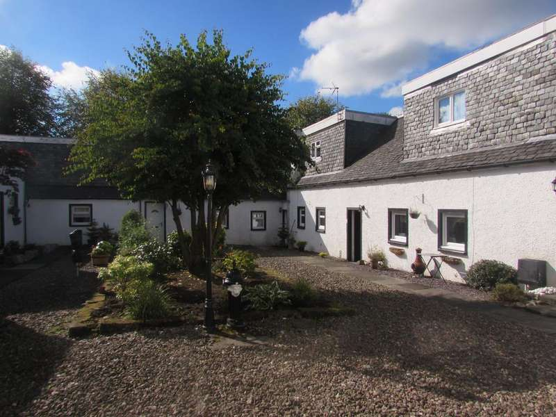 2 Bedrooms Cottage House for sale in Park Court, Beith KA15
