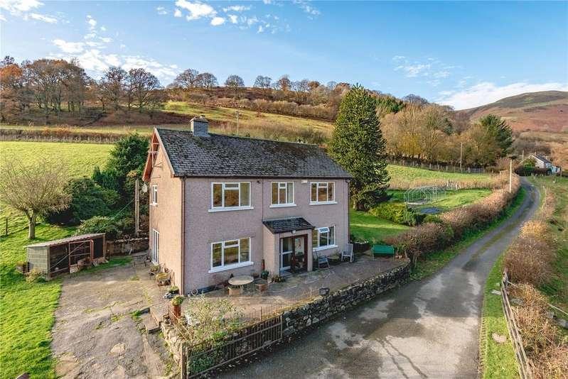 4 Bedrooms Equestrian Facility Character Property for sale in Camlan, Mallwyd, Machynlleth, Gwynedd