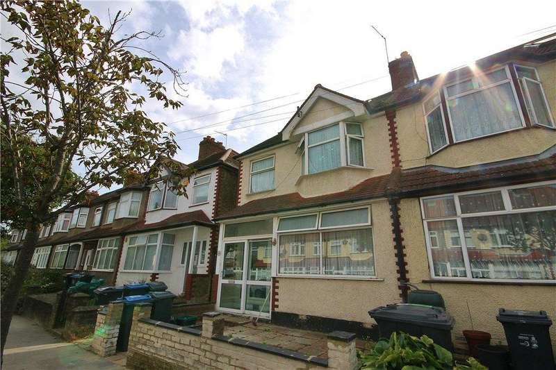 5 Bedrooms End Of Terrace House for sale in Chartham Road, London, SE25