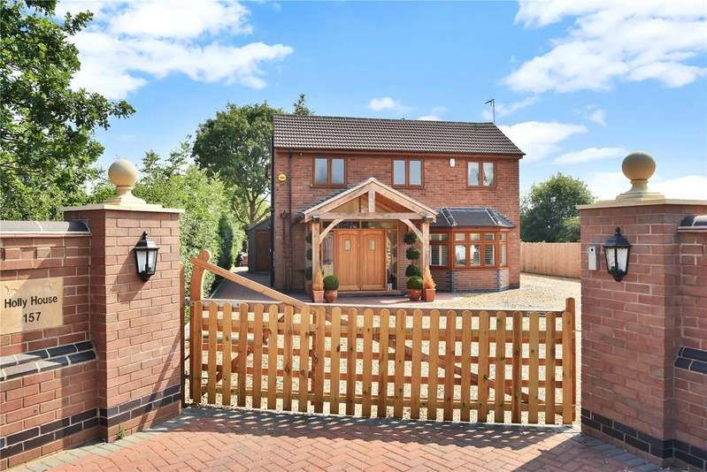4 Bedrooms Detached House for sale in Mountsorrel Lane, Rothley, Leicestershire