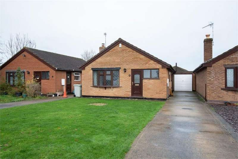 2 Bedrooms Detached Bungalow for sale in Holmes Road, Stickney, Boston, Lincolnshire