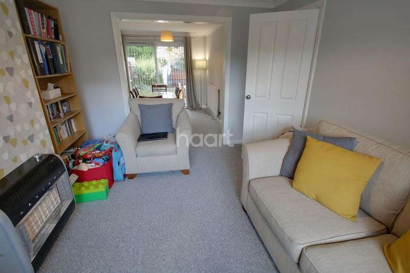 3 Bedrooms Semi Detached House for sale in Rushton Drive, Leicester