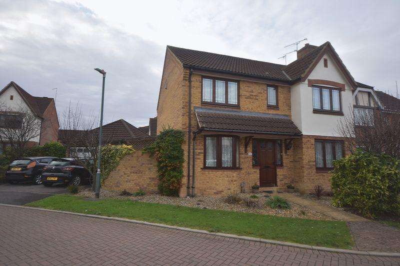 4 Bedrooms Detached House for sale in Home Field Close, Emersons Green