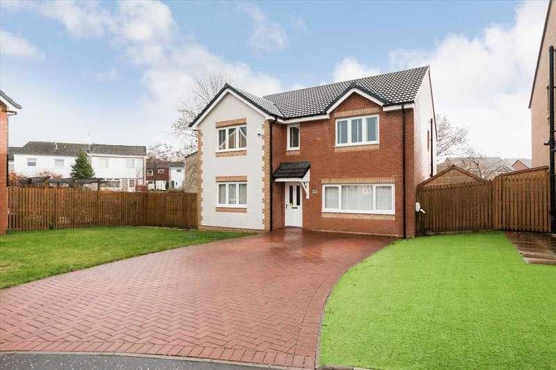 6 Bedrooms Detached House for sale in Applegate Drive, Lindsayfield, EAST KILBRIDE
