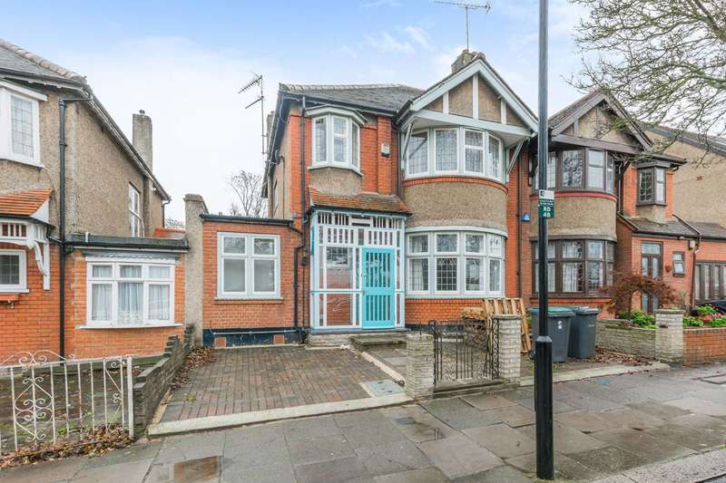 3 Bedrooms House for sale in Rhodes Avenue, Muswell Hill, N22