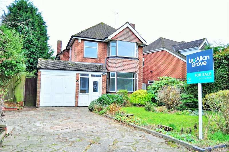 3 Bedrooms Detached House for sale in Royal Oak Road, Halesowen