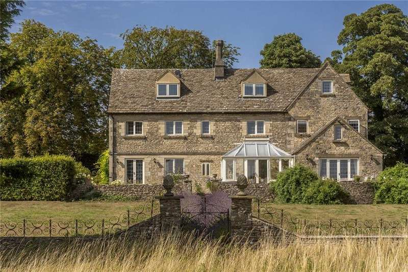 6 Bedrooms Detached House for sale in Cuckoo Row, Minchinhampton, Stroud, Gloucestershire, GL6