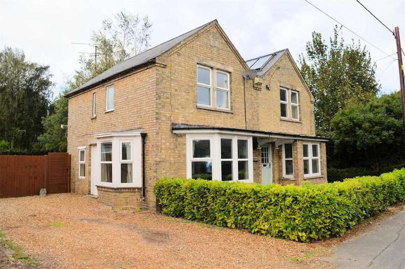 4 Bedrooms Detached House for sale in Meadowgate Lane, Elm, Wisbech