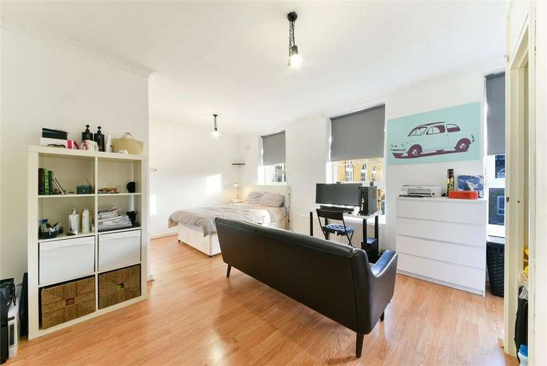 2 Bedrooms Flat for sale in Multon House, Shore Place, London, E9