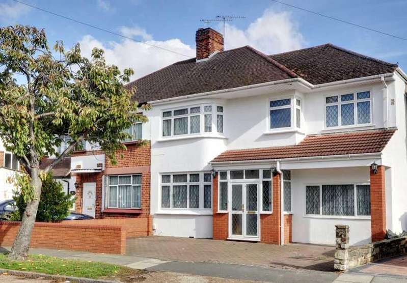 6 Bedrooms Unique Property for sale in Crosslands Avenue, Southall, Middlesex UB2