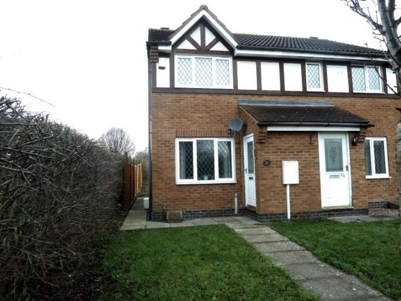 2 Bedrooms Semi Detached House for sale in Asfordby