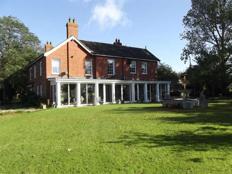 7 Bedrooms Country House Character Property for sale in Thurlby, Alford, Lincolnshire, LN13 9JL