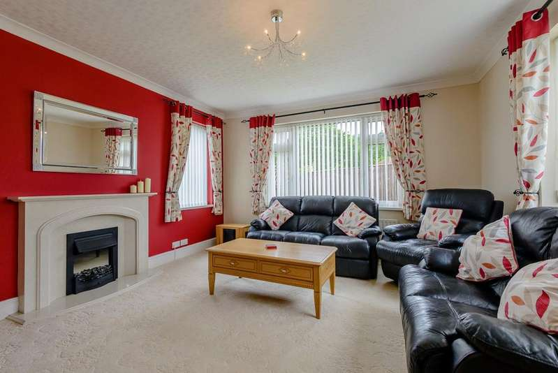 4 Bedrooms Detached House for sale in Fairview, Lincoln Road, Horncastle, Lincolnshire, LN9