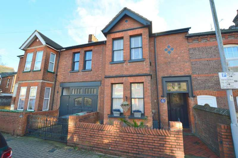 3 Bedrooms Terraced House for sale in Clarendon Road, High Town, Luton, LU2 7PJ