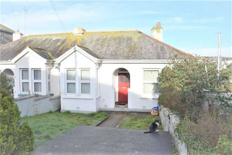 4 Bedrooms Semi Detached Bungalow for sale in FALMOUTH, Cornwall