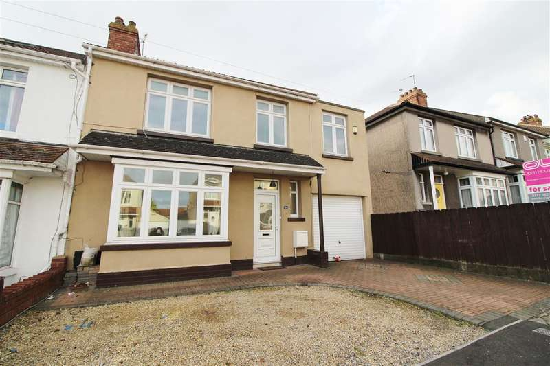 5 Bedrooms Semi Detached House for sale in Highbury Road, Horfield, Bristol