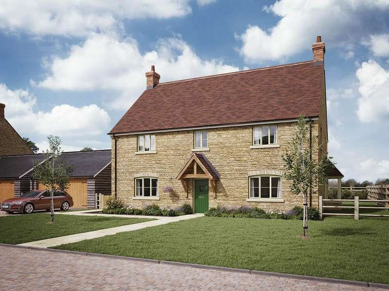4 Bedrooms Detached House for sale in Latton