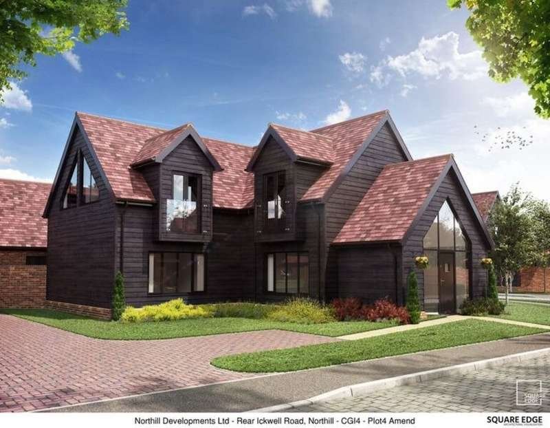 5 Bedrooms Detached House for sale in Willow's Rest, Northill Meadows, Ickwell Road, Northill, SG18