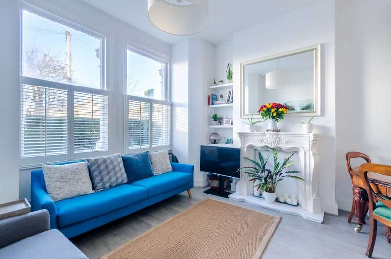 2 Bedrooms Flat for sale in Devonshire Road, Colliers Wood, SW19