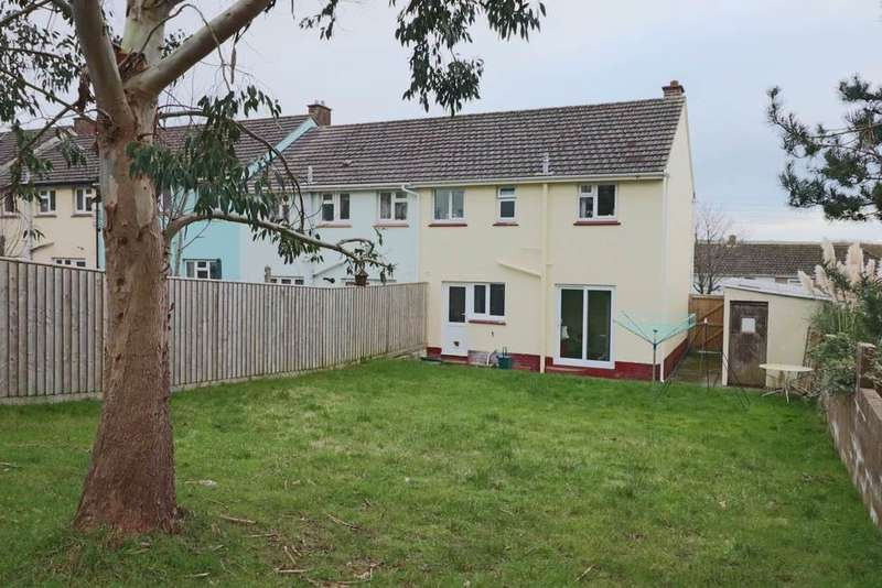 3 Bedrooms End Of Terrace House for sale in Forches Avenue, Barnstaple