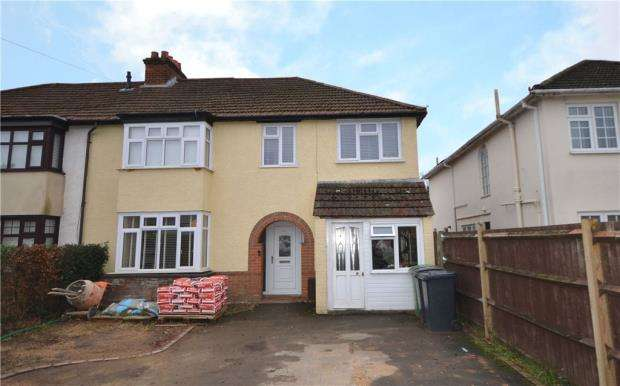 4 Bedrooms Semi Detached House for sale in Old Worting Road, Basingstoke, Hampshire