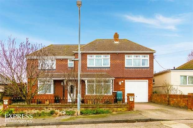 6 Bedrooms Detached House for sale in Sea View Road, Cliffsend, Ramsgate, Kent