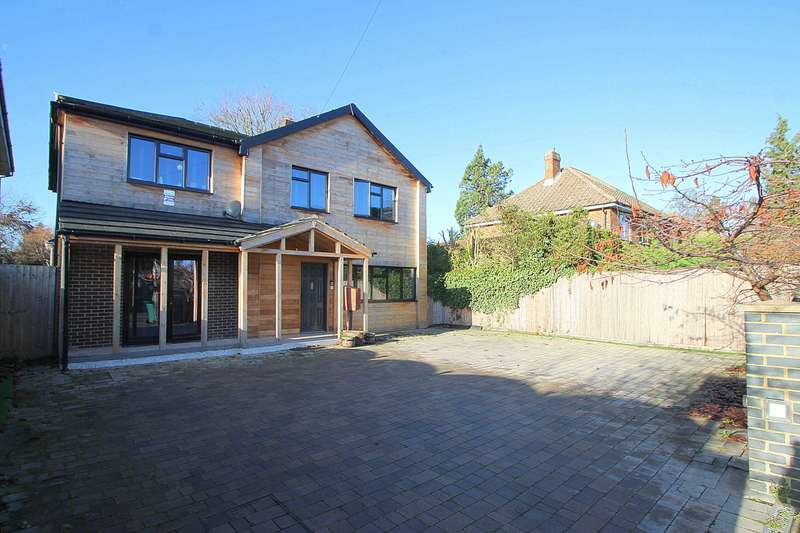 5 Bedrooms Detached House for sale in Cerion Green Street, Sunbury-On-Thames, TW16