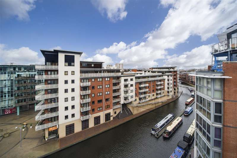 2 Bedrooms Penthouse Flat for sale in Liberty Place, Sheepcote Street, Birmingham