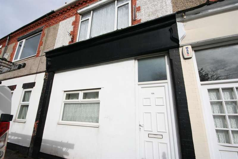 2 Bedrooms Flat for sale in Rowson Street, Wallasey, CH45 5AT