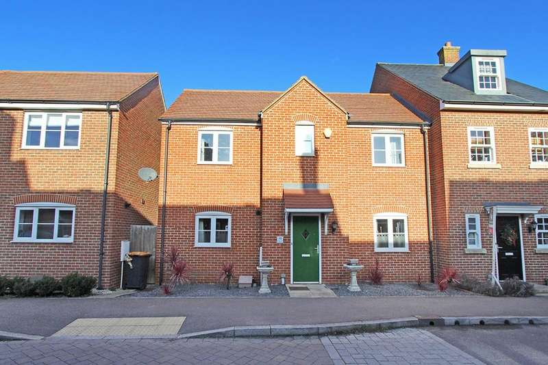3 Bedrooms End Of Terrace House for sale in Brooklands Avenue, Wixams, Bedford, MK42