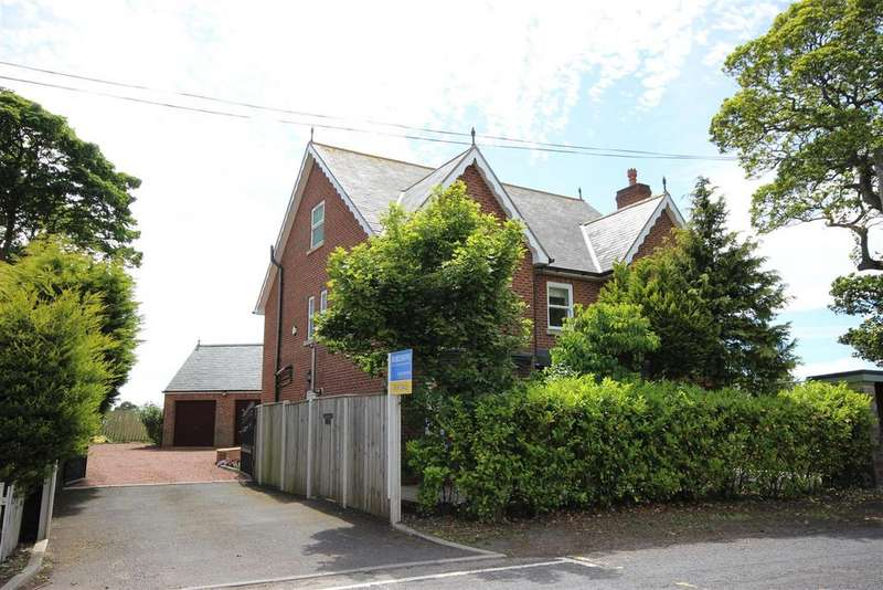 6 Bedrooms Detached House for sale in Castle Eden, Hartlepool