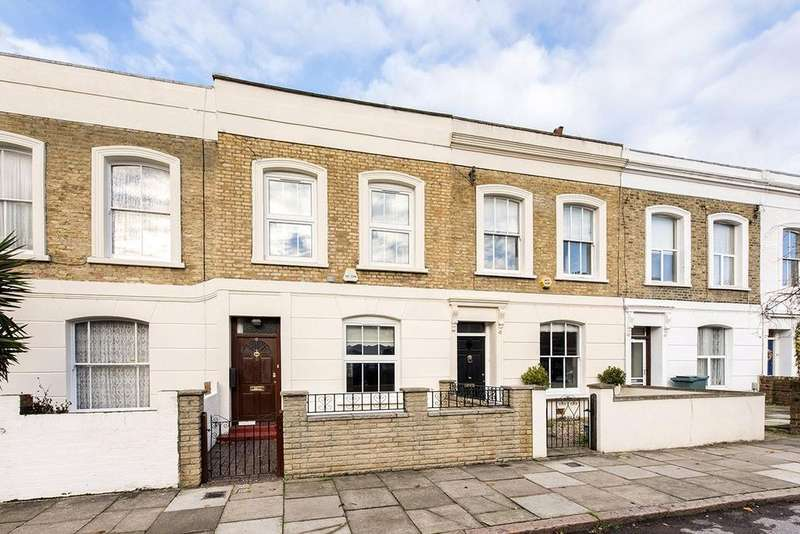 3 Bedrooms Terraced House for sale in Whewell Road, Islington, London, N19
