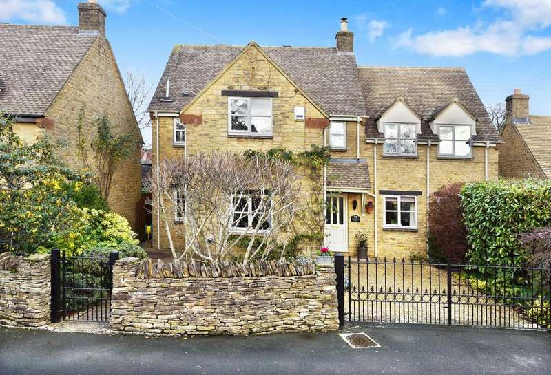4 Bedrooms Detached House for sale in Vicarage Lane, Long Compton