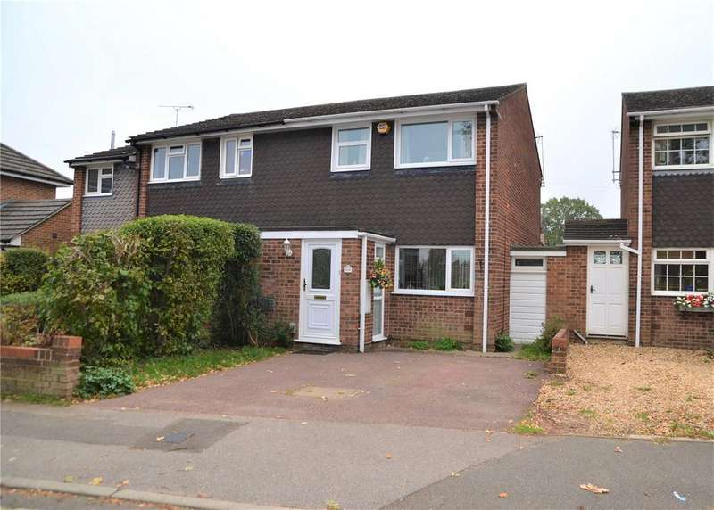 3 Bedrooms Semi Detached House for sale in City Road, Tilehurst, Reading, Berkshire, RG31