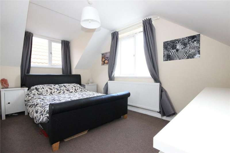 2 Bedrooms Maisonette Flat for sale in Dubral House, 379A Gloucester Road, Horfield, Bristol, BS7