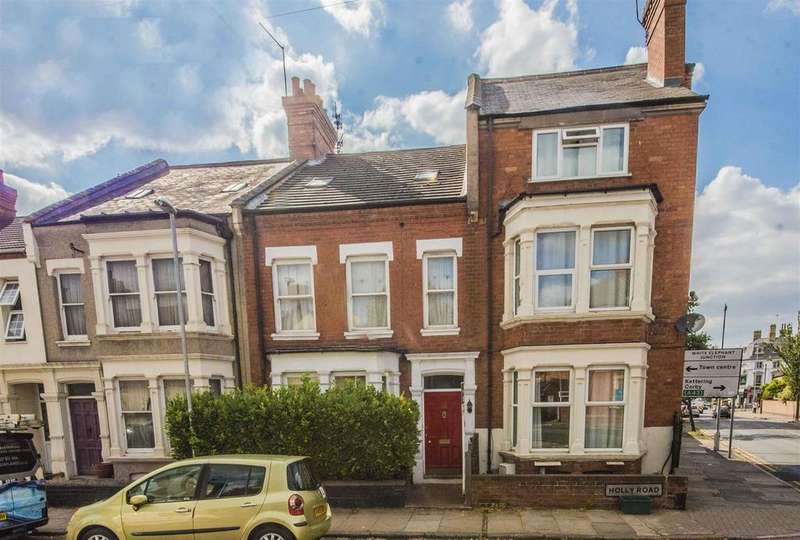 5 Bedrooms Terraced House for sale in Holly Road, Northampton