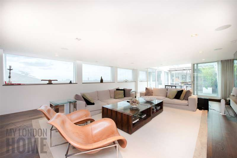 3 Bedrooms Apartment Flat for sale in The View, Palace Street, Westminster, London, SW1E