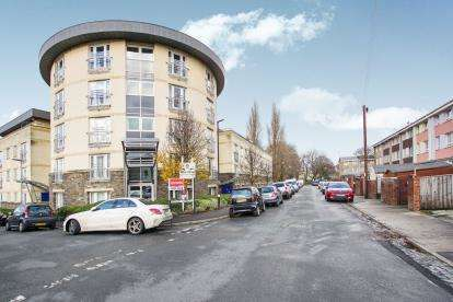 2 Bedrooms Flat for sale in City View Apartments, Chancery Street, Barton Hill, Bristol