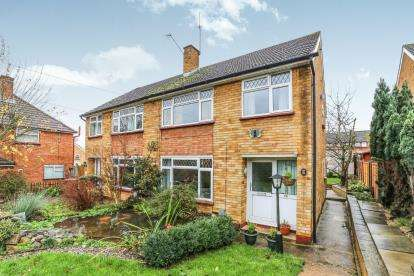 4 Bedrooms Semi Detached House for sale in Manton Road, Hitchin, Hertfordshire, England