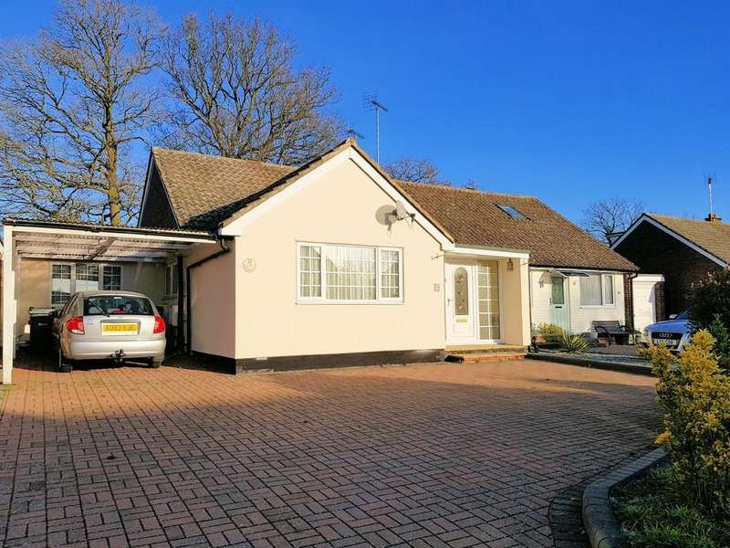 2 Bedrooms Semi Detached Bungalow for sale in Chestnut Avenue, Gosfield
