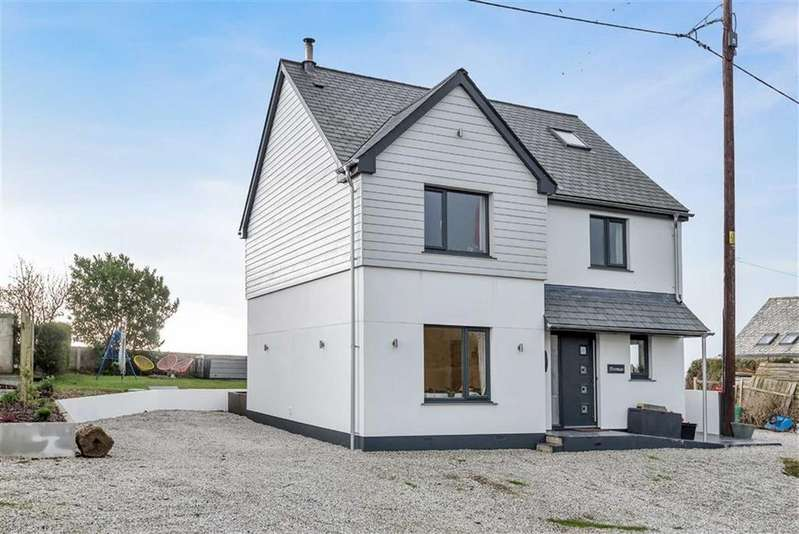 4 Bedrooms Detached House for sale in Longstone, St Mabyn, Bodmin, Cornwall, PL30