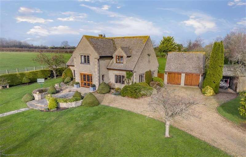 5 Bedrooms Detached House for sale in Upton, Long Sutton, Langport, Somerset, TA10