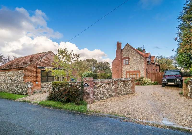 4 Bedrooms Detached House for sale in Gunthorpe
