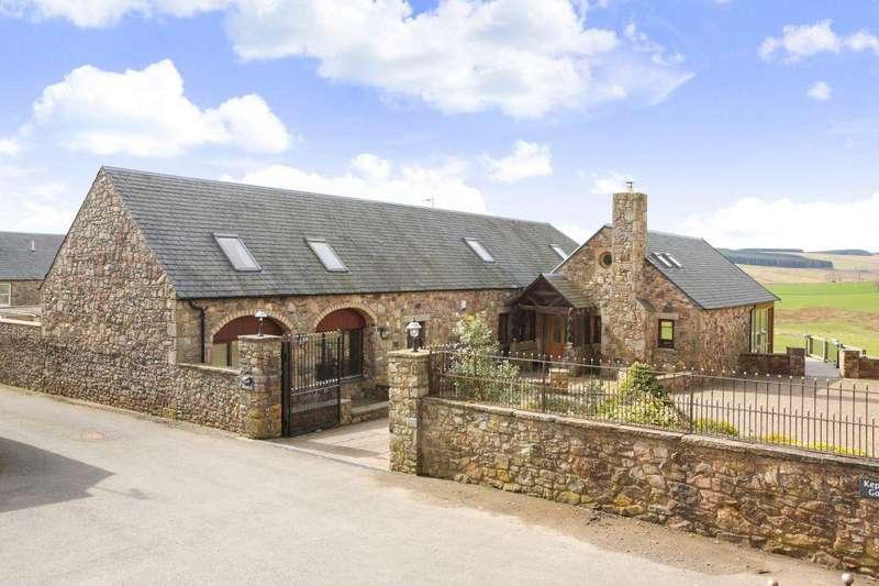 6 Bedrooms Detached House for sale in Braehill, Nettlingflat, Heriot, EH38 5YF