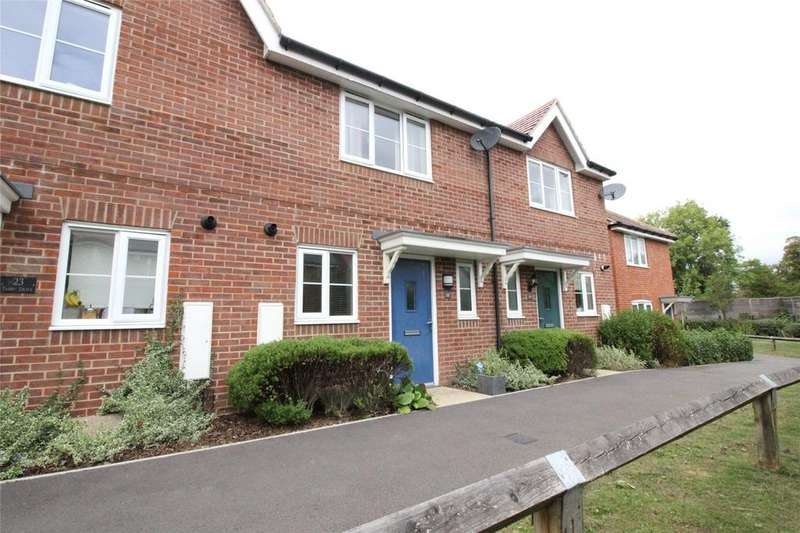2 Bedrooms Terraced House for sale in Tabby Drive, Three Mile Cross, Reading, Berkshire, RG7