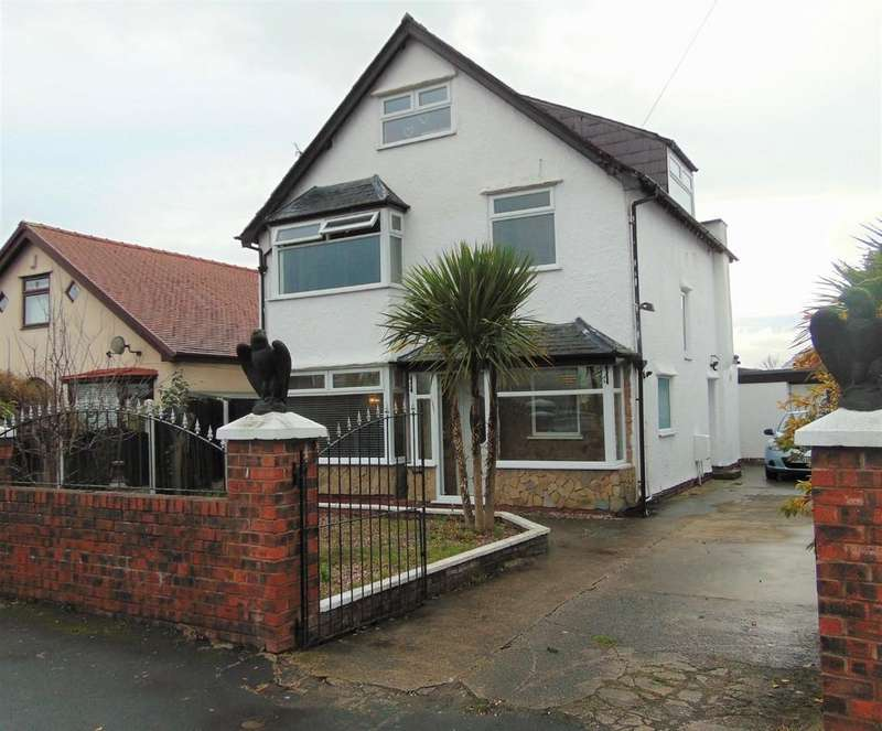5 Bedrooms Detached House for sale in Rosslyn Drive, Moreton