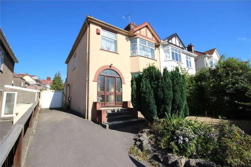 3 Bedrooms Semi Detached House for sale in Bishop Road, Bishopston, Bristol, BS7